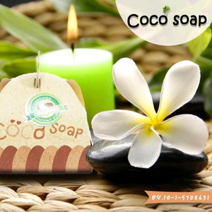COCO SOAP by Little Baby / Kulit Cerah Halus / Original Thailand