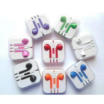 Earphone Handsfree iPhone 5 KW Original Super 99%