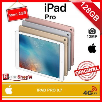 Ipad Pro 9.7 - 128GB - Wifi + Celluler 4G LTE - BNIB - Oriignal