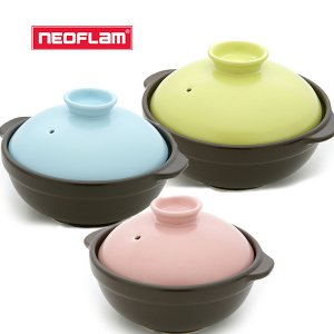 Neoflam/Made In Korea/Donabe Clay Pot/Saucepan/Egg Cookers