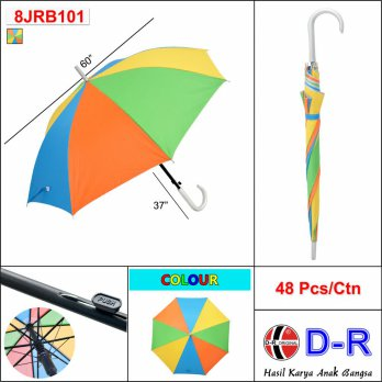 [D-R Original] Payung Besar 8JRB-101 D-R Original (Ideal)