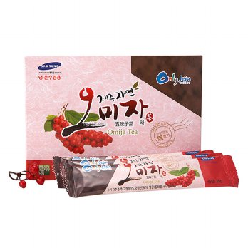 JEJU OMIJA TEA STICK 900G