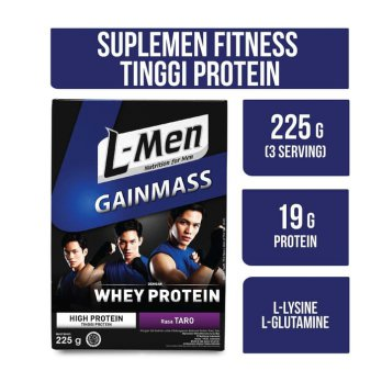 L-MEN Gain Mass Taro 225 gr