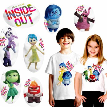 HOT PROMO!! [Kaos Anak] Kaos Inside Out