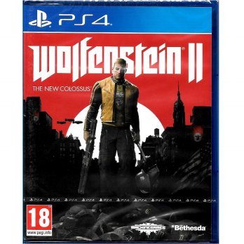 [Sony PS4] Wolfenstein 2: The New Colossus
