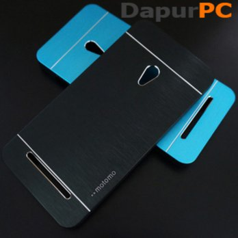Aluminium Case for Asus Zenfone 5 [TORU Motomo Black]