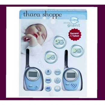 Alat Monitor Bayi Little Giant Baby Monitor