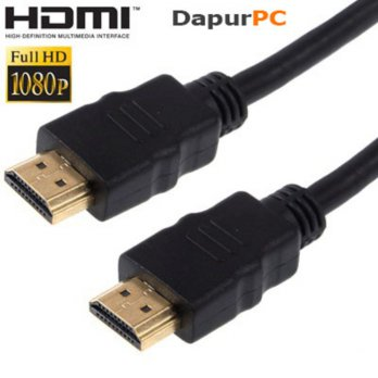 Kabel 2m HDMI to HDMI Cable OD7.3mm Gold Plated 4K - High Speed