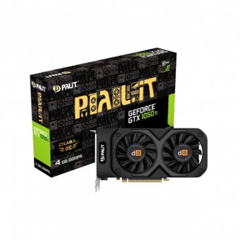 Digital Alliance GeForce GTX 1050 Ti 4GB DDR5 Dual OC Series