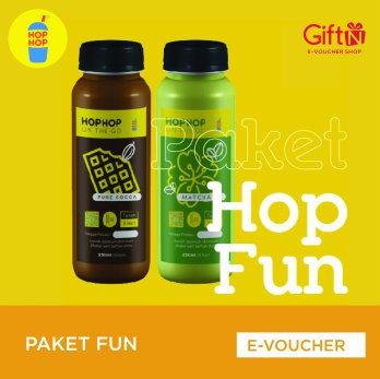 Hop Hop On The Go Paket Fun