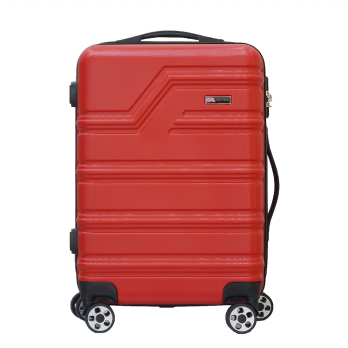 Trolley Case Polo Twin HD1650 - 20 inch Red