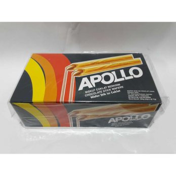 APOLLO Biskut Coklat Berkrim / Chocolate Stick Wafers