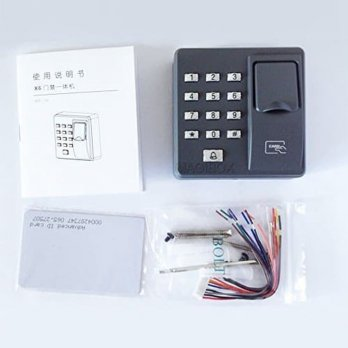 Fingerprint Access Door X6 Zkteco
