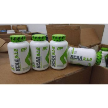 BCAA MP 3:1:2 MUSCLE PHARM MP BCAA 312