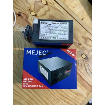 Power Supply Mejec 500W