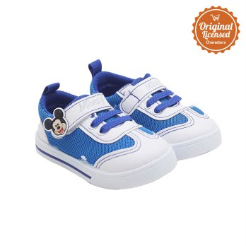 Disney Mickey Mouse Baby Sport Shoes White