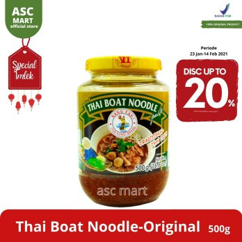 Nang Fah Thai Boat Noodle Paste Original 500gr