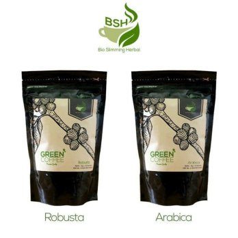 BSH Green Coffee/ Bio Slimming Herbal Coffee/ Kopi Hijau Herbal