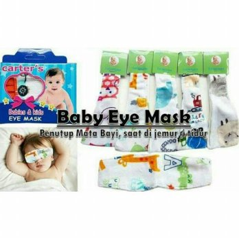 Carters Baby Eye Mask Penutup Mata Bayi Carter's