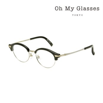 [Best Item] OH MY GLASSES TOKYO Frame omg-051 1-47 47 / 100% Authentic / From Japan