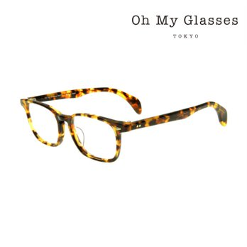 [Best Item] OH MY GLASSES TOKYO Frame omg-008 4-51 51 / 100% Authentic / From Japan