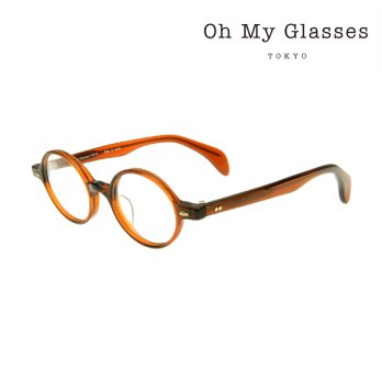 [Best Item] OH MY GLASSES TOKYO Frame omg-007 5-45 45 / 100% Authentic / From Japan