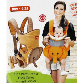 Lynx Gendongan Bayi Dialogue 3 in 1 Baby Carrier 4128