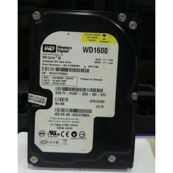 WD HDD INT 3.5