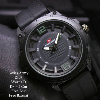 Jam Tangan Pria / Jam Tangan Murah Swiss Army Digo Fashion Four Color