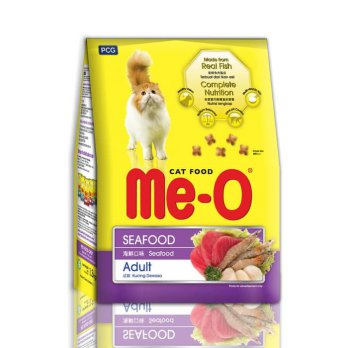 CPPETINDO Me-O Cat Food Beef  -1,2kg