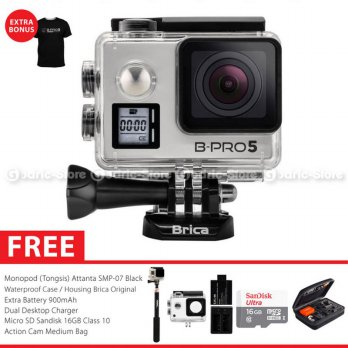 [High Quality] BRICA B-PRO 5 Alpha Edition Version 2S (AE2S) 4K Camera Combo Extreme