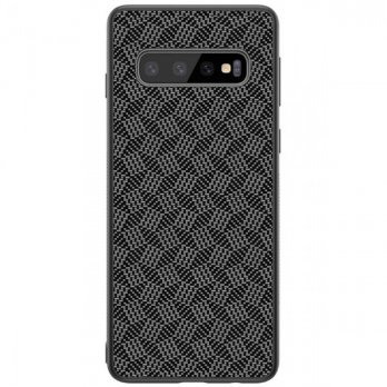 Nillkin Synthetic Fiber Plaid Case Samsung Galaxy S10+ / S10 Plus (6.4