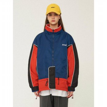 Ader Error Blank Arrow Jumper - Blue