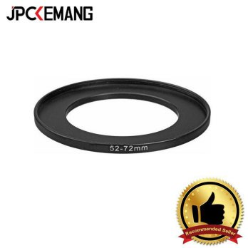 Step Up Ring 52-72mm