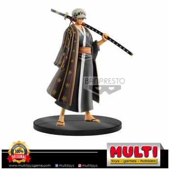 BANPRESTO ONE PIECE DXF THE GRANDLINE MEN WANOKUNI V3 39847
