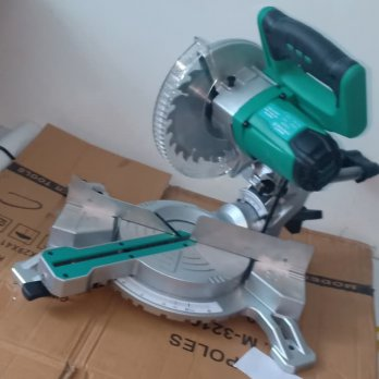 Miter Saw NRT MS HD 7 Inch Sliding Mesin potong