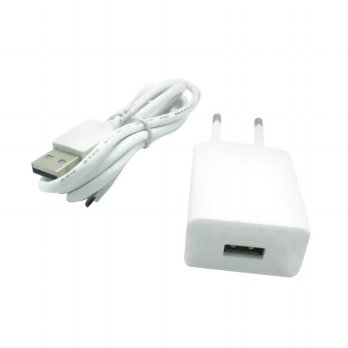 Wanky USB Travel Charger For Lenovo - Putih