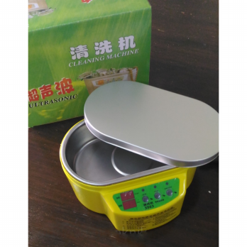 Ultrasonic cleaner digital timer