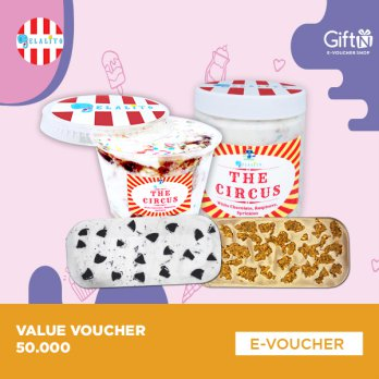 Gelalito  - Value Voucher 50.000