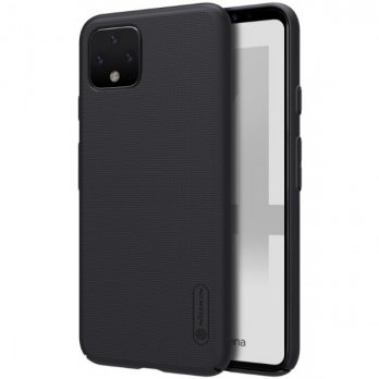 Hard Case Google Pixel 4 XL Nillkin Frosted - Black