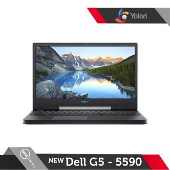 Dell G5-5590 [Ci7-9750H, 8GB, 1TB+256GB, Nvidia GTX-1650 4GB, Windows 10]