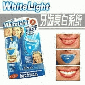 WHITELIGHT TEETH WHITENING As Seen On TV, Pemutih Gigi /white light