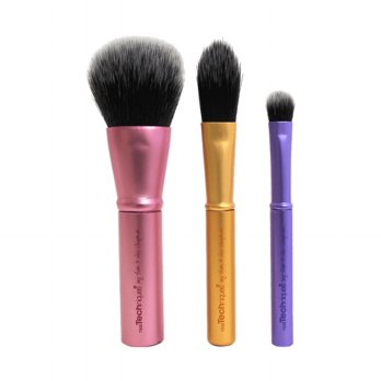 Real Techniques 1416 Mini Brush Trio