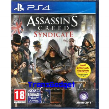[Sony PS4] Assassin's Creed Syndicate