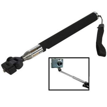 Tongsis (Monopod) and Large Phone Holder black colour