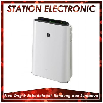 Sharp Air Purifier Humidifying 48m2 Kc D60y W Putih Free