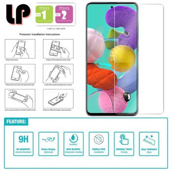 LP HD Tempered Glass Samsung Galaxy A51