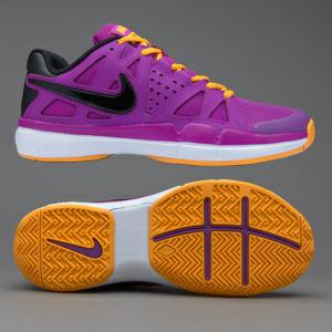 Nike Air Women Vapor Advantage Purple/Black/Orange