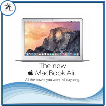 New  Apple MacBook Air 2016 MMGF2 13.3