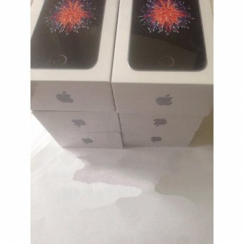 iPhone SE 16GB Space Gray/Silver/Gold FU BNIB Garansi Apple 1 Tahun
